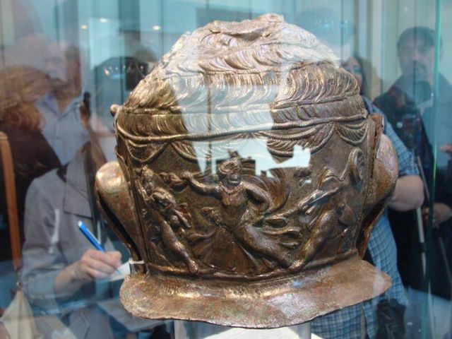 Plovdiv Archaeology Museum Shows For The First Time Rare